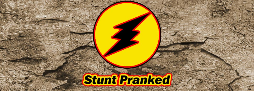 Stunt Pranked Project